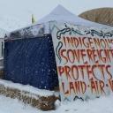 Standing Rock camp